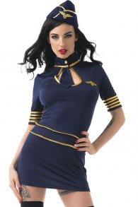 Stewardesses costume